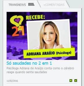 adriana transamérica